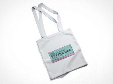 Cotton Tote Bag PSD Mockup