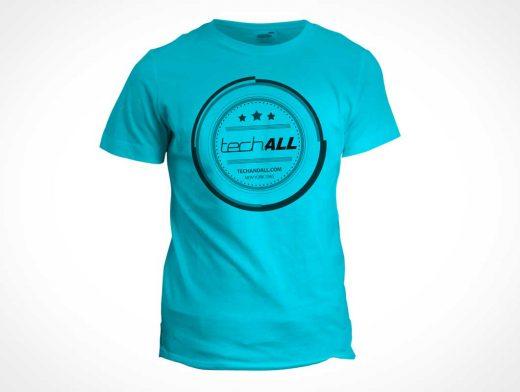 Headless T-Shirt PSD Mockup