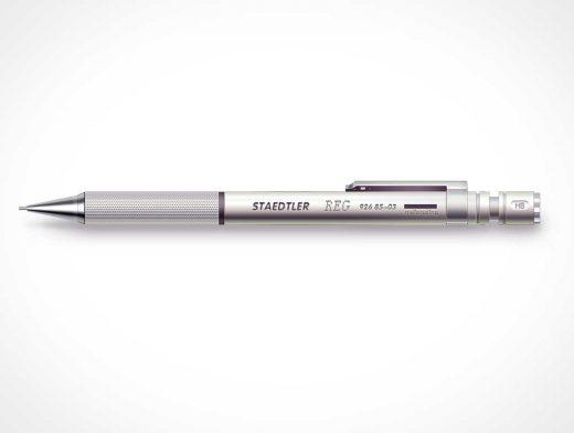 Staedtler Mechanical Pencil PSD Mockup