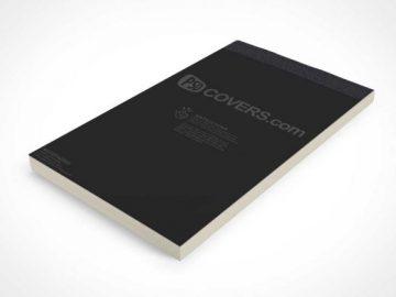 Stationery Notepad PSD Mockup
